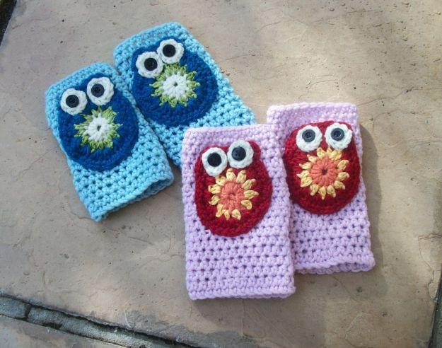 owl mitts