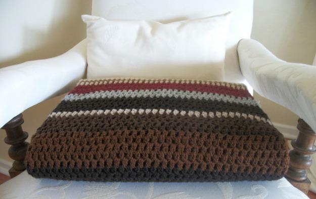 brown blanket 1