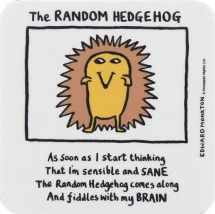 random hedgehog